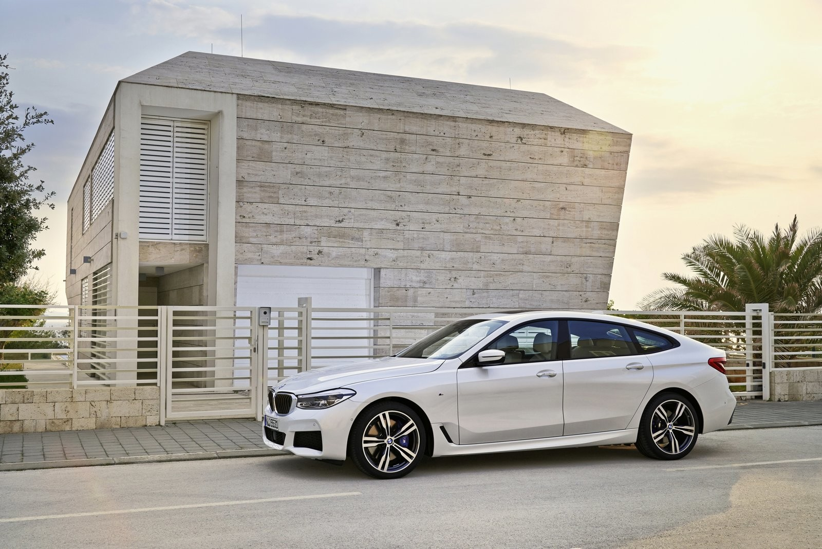 Foto de BMW Serie 6 Gran Turismo (10/54)