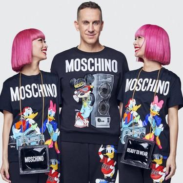 Así será la colección completa de Moschino x H&M, el estilo noventero de Jeremy Scott en estado puro
