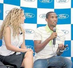 Samuel Etoo ganará un coche por cada gol que meta