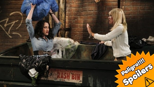 2 broke girls spoilers