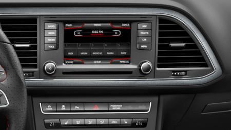 Seat Media System Plus en un Seat León