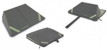 TwoFold Notebook, funda y soporte para portátil
