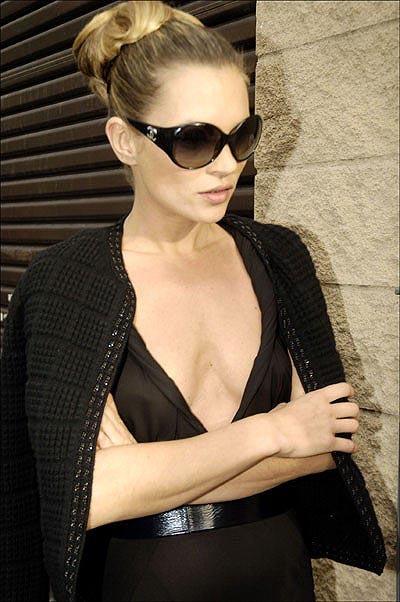 No al escote de Kate Moss