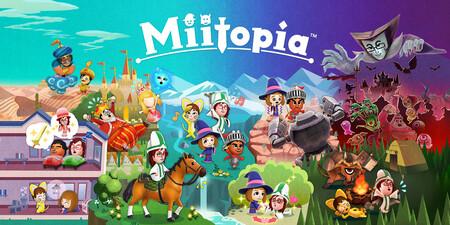 Miitopia, el fantástico RPG protagonizado por los Mii, dará el salto a Nintendo Switch en mayo