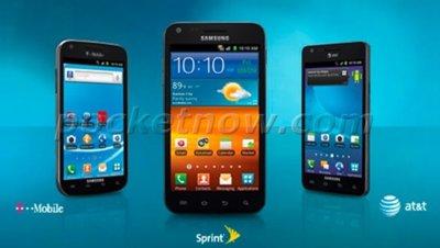 Desvelado el Samsung Galaxy S II para EEUU (actualizado)