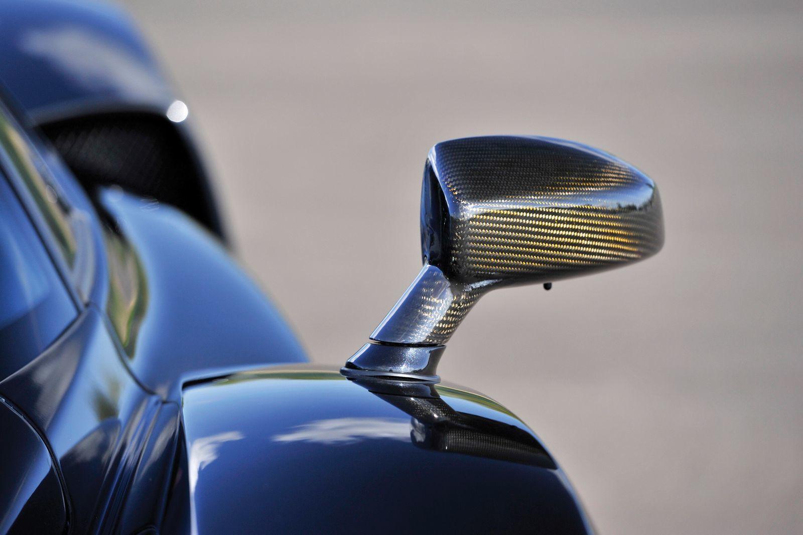 Foto de Ferrari Enzo subasta (8/27)
