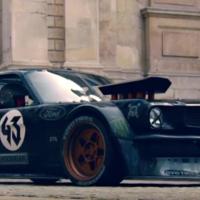 El gymkhana de Ken Block y Top Gear, regresa con todo y sus escenas eliminadas