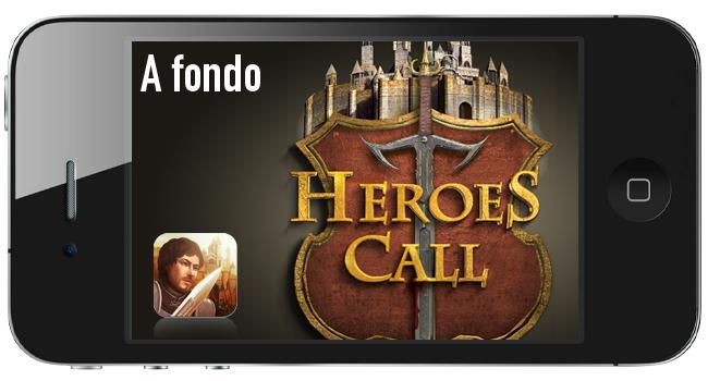 heroes call a fondo