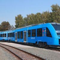 Ya está en Alemania el primer tren de pasajeros impulsado con hidrógeno