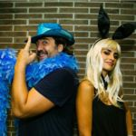 ¡Ondiá! Javier Bardem y Penélope Cruz montan el show con U2