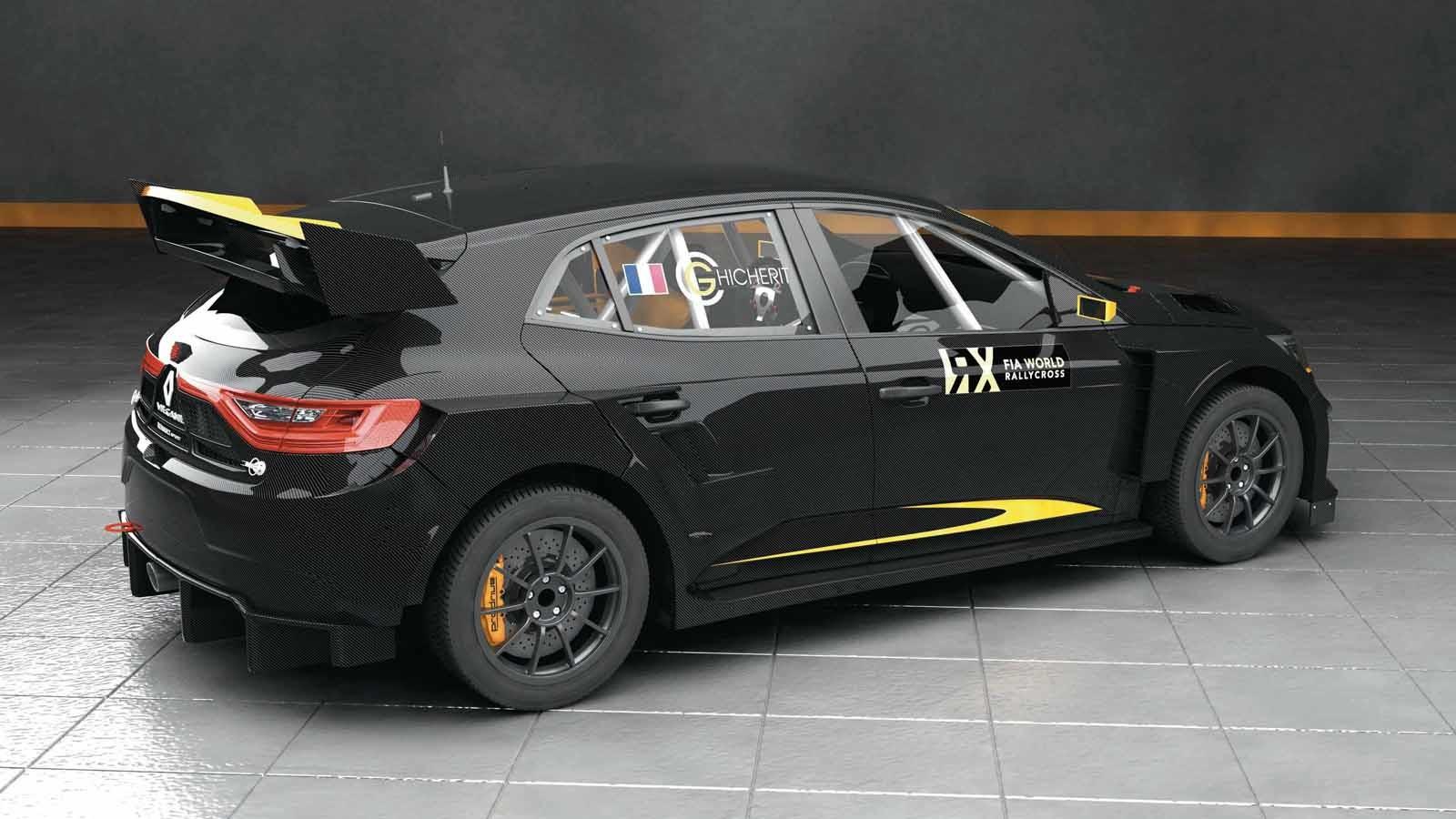 Foto de Renault Mégane RX Prodrive (1/7)