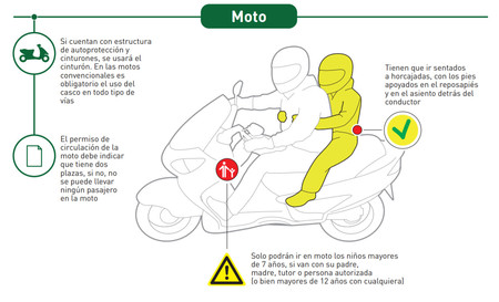 Ninos En Moto