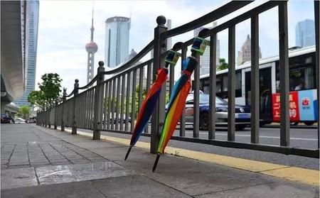 Shared Umbrellas