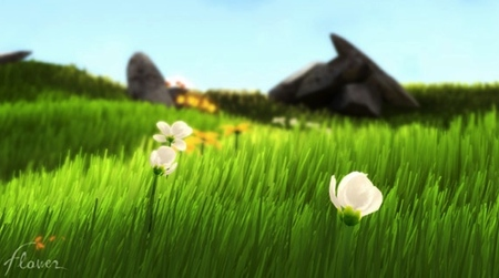 'Flower' fue el título más descargado de PSN en marzo
