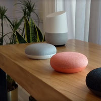 Nest Mini ya a la venta en España: así queda el catálogo de los altavoces inteligentes de Google