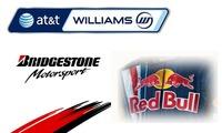 Williams F1, Red Bull y Bridgestone: los nombres del día