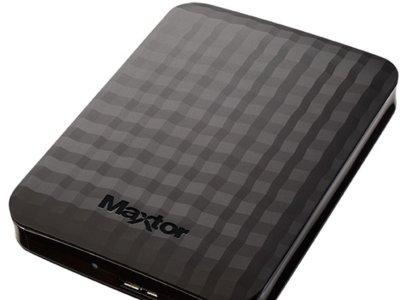 Disco duro externo USB 3.0 de 4TB Maxtor por 131 euros