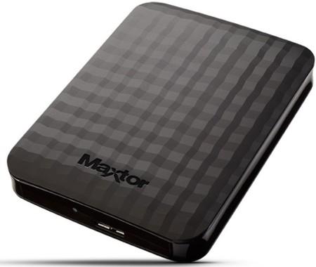 Disco duro externo Maxtor, con 4TB de capacidad, por 118,95 euros y envío gratis