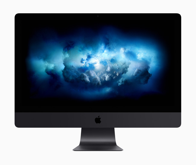 New 2017 Imac Pro Dark Grey Front