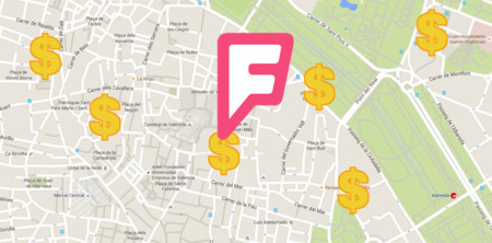 Foursquare: cuando tu app es el puente al negocio y no la vía de ingreso