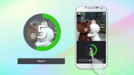Line lanza SnapMovie, una aplicación para grabar y editar videos