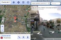 Street View ya está disponible en la versión web de Google Maps para dispositivos iOS
