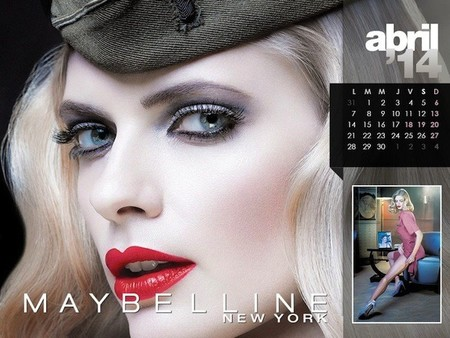 abril maybelline 2014