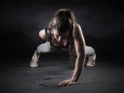 Rutinas y cambios irreales: 300 flexiones diarias durante 30 días
