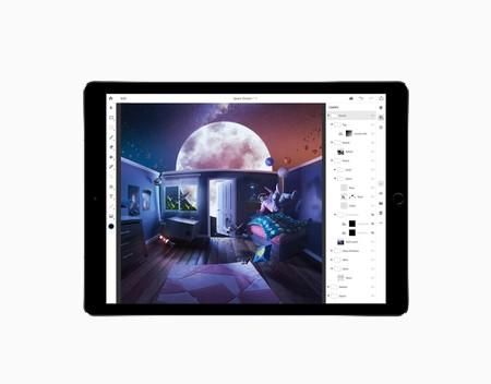 Adobe adelanta algunas de las características que llegarán a Photoshop para iPad en los próximos meses