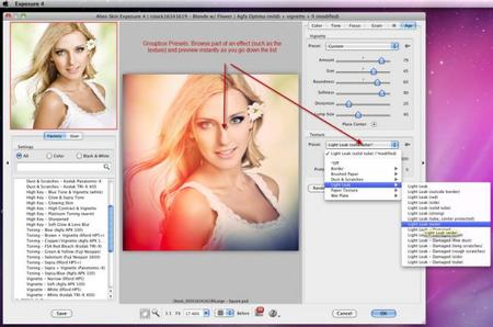 Alien Skin Software anuncia Exposure 4 para Photoshop y Lightroom