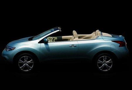 Así es el Nissan Murano descapotable