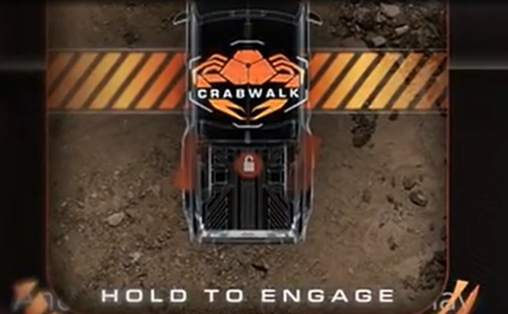 General Motors nos deja imaginar cómo será el modo cangrejo del Hummer eléctrico en un breve vídeo