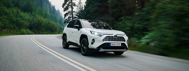 We tested Toyota RAV4 2019: only hybrid and larger and more dynamic, from 33,950 euros