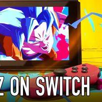 Nada de rumores: Dragon Ball FighterZ llegará a Switch este año. ¡Aquí tienes su tráiler! [E3 2018]