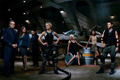 ¿Más películas para Battlestar Galactica?