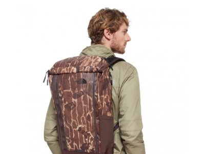 El alpinista urbano: mochila Base Camp Kaban de The North Face