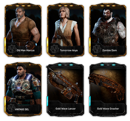 Gears Of War 4 Reserva