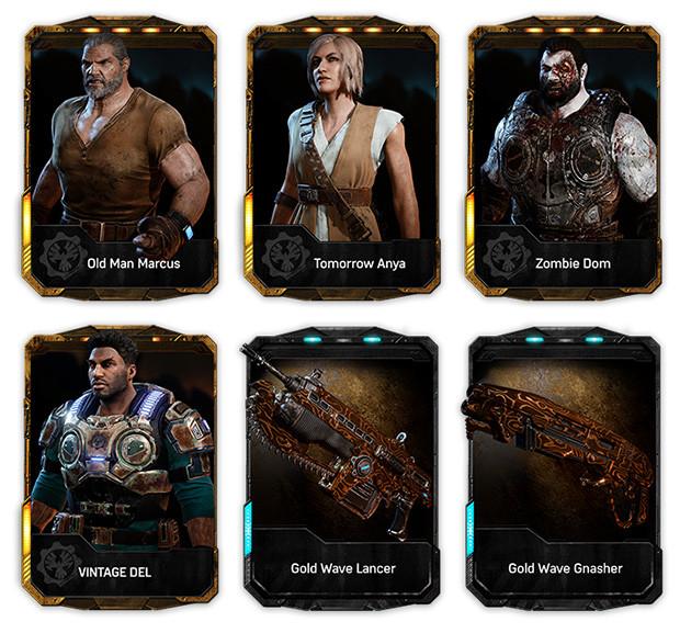 Gears Of War 4 Reserva