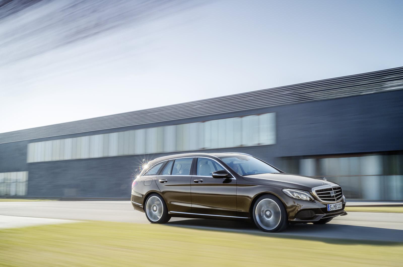 Foto de Mercedes-Benz Clase C Estate 2014 (9/36)
