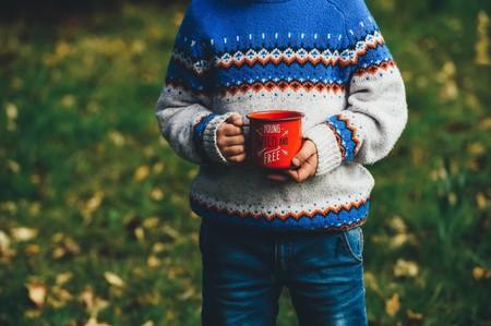 Siete suéteres con tejido nórdico para salir bien en la foto familiar esta navidad