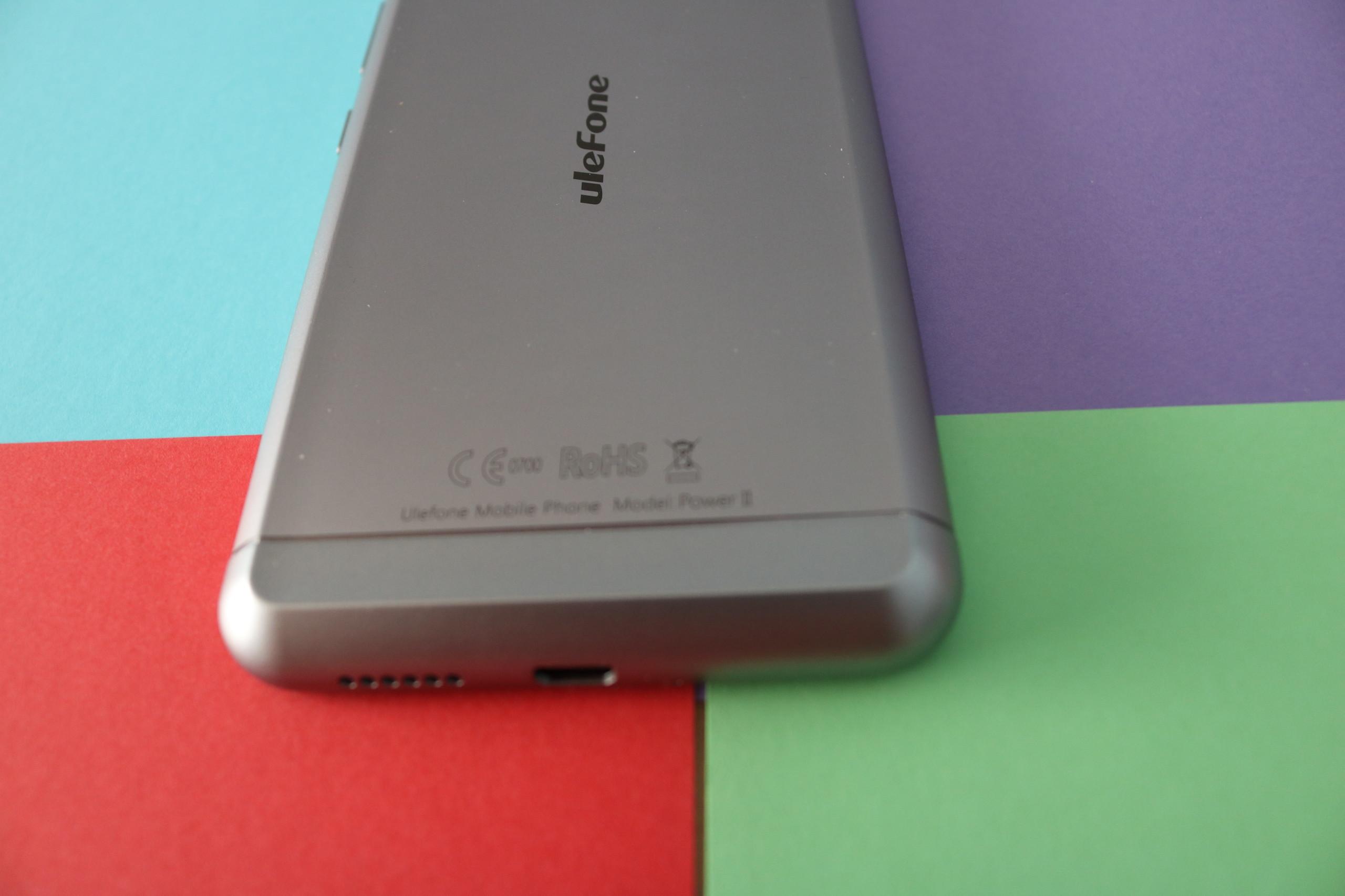 Foto de Diseño Ulefone Power 2 (11/14)