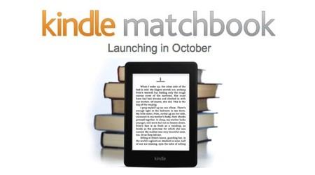 Kindle MatchBook: Amazon hará rebajas en copias digitales de libros en papel y será ¡retroactivo!