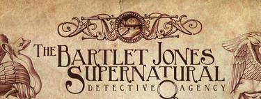The Bartlet Jones Supernatural Detective Agency, el estudio de David Jaffe, cierra sus puertas