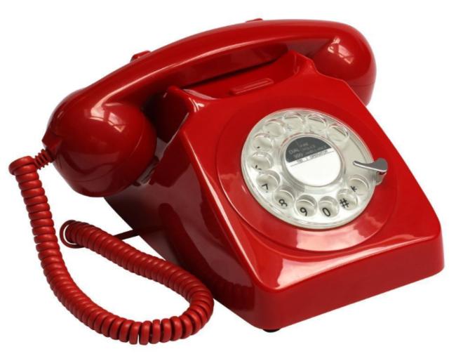 Teléfono Rueda