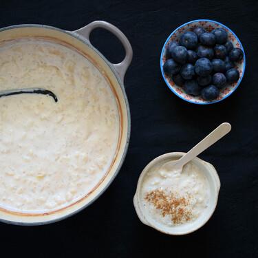 Cómo hacer arroz con leche en el horno: la receta más fácil de un postre muy tradicional