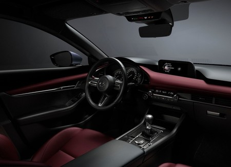Mazda 3 Hatchback Polymetal Gray 3