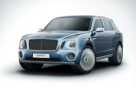 El Bentley Bentayga se fabricará en Bratislava... y en Inglaterra