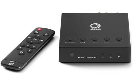 Elipson presenta el Connect 250 wireless, su nuevo amplificador compacto con capacidades de streaming
