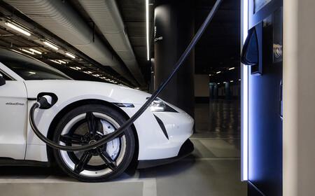 Porsche City Charging: postes de carga superrápida para cualquier coche eléctrico
