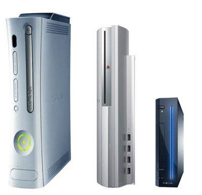 PS3, XBox 360 y Wii, por ese orden en 2009